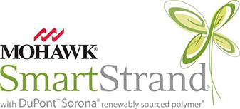 SmartSrand with DuPont Sorona.